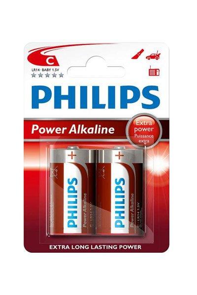 Philips c batteria