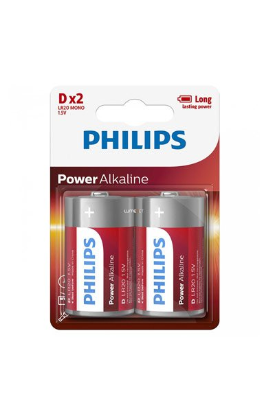 Philips d battery