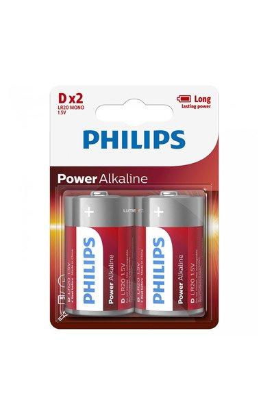 Philips d Batterie