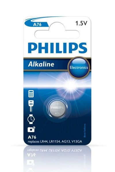 Philips LR44 battery