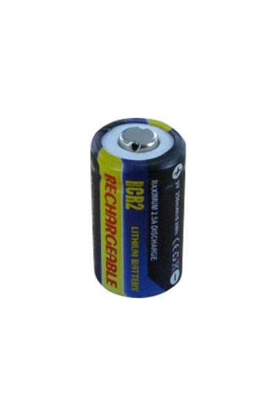 BO-PRT-FR2U-02F battery (250 mAh, Blue)