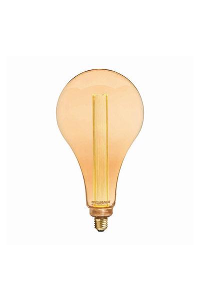 Sylvania E27 LED Lamp 2,5W (12W) (Pear, Clear)