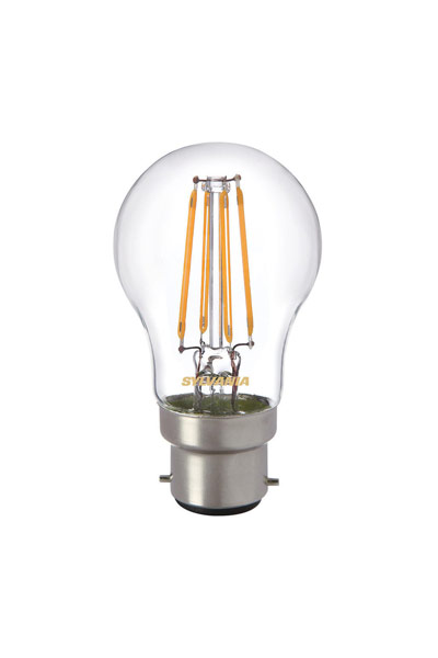 Sylvania B22 LED Lamp 4W (37W) (Lustre, Clear)