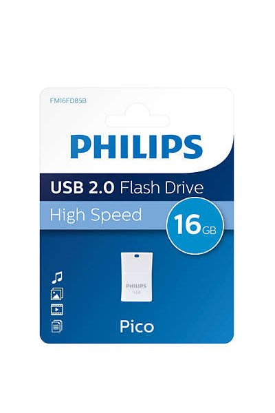 Philips 2.0 USB mälupulk (16GB)