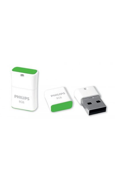 Philips 2.0 USB mälupulk (8GB)