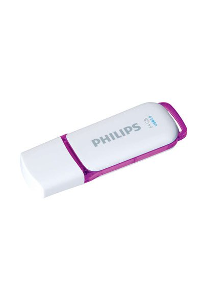 Philips USB Flash 64 GB Minne / lagring (Originalt)