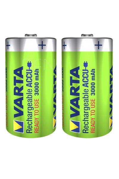 Varta 2x d battery