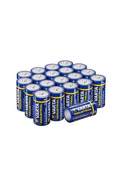 Varta 2x C battery (7800 mAh)