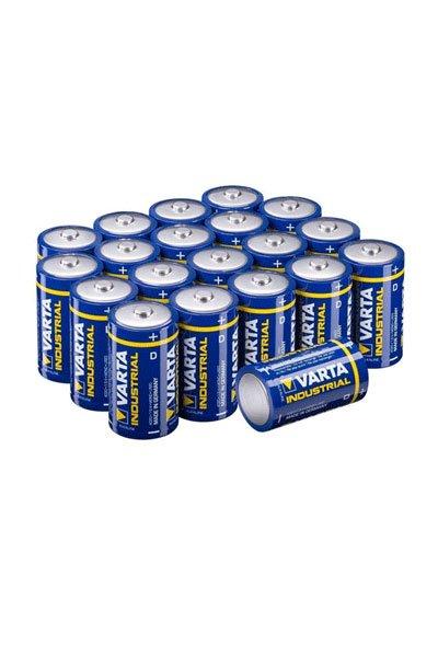 Varta Plus Alkaline 20x D battery
