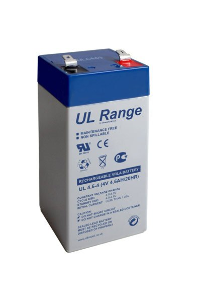 Ultracell BO-WE-UCLA78289 accu (4500 mAh, Blauw)