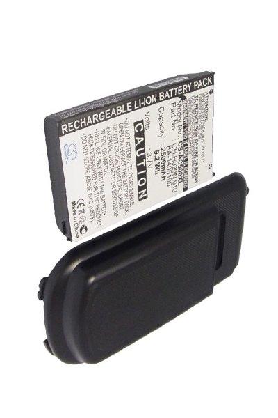 BTC-AC500XL batéria (2500 mAh, Čierna)