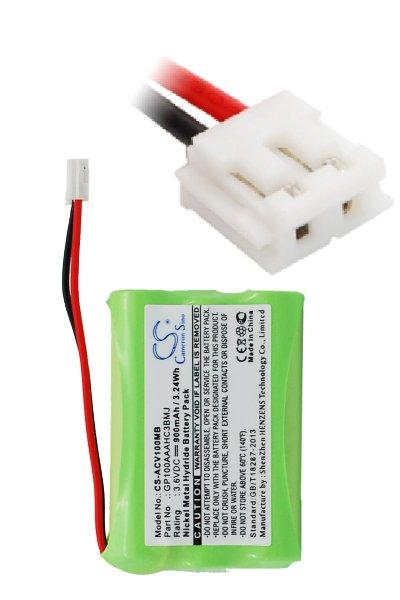 BTC-ACV100MB battery (900 mAh)