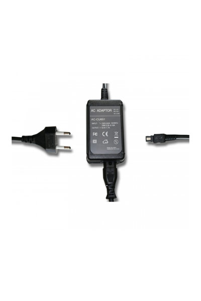 yan New AC Adapter Battery Power Charger for Sony Camcorder DCR-SX40 E DCR-SX60 E