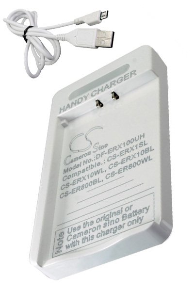 Bureau 2.1W chargeur de batterie (4.2V, 0.5A)