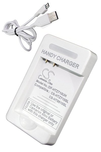 Desktop 2.1W battery charger (4.2V, 0.5A)