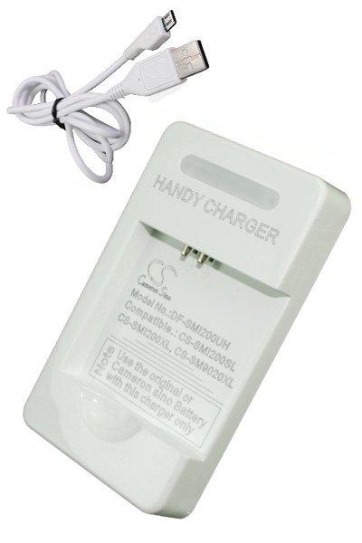 Desktop 2.1W battery charger (4.2V, 0.5A)