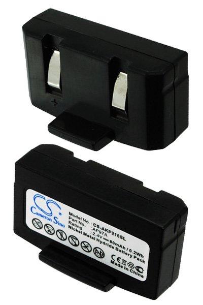 BTC-AKP216SL battery (80 mAh)