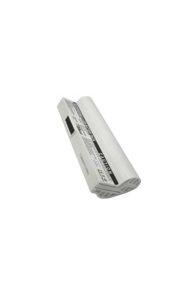 Asus Eee PC 4G Linux (4400 mAh, Weiß)