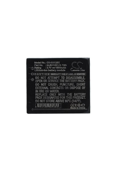 BTC-BH125C batteri (1000 mAh)