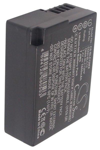BTC-BLC12MX battery (1000 mAh, Black)