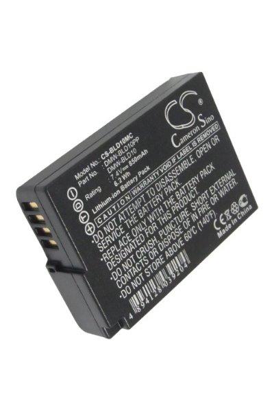 BTC-BLD10MC battery (850 mAh, Black)