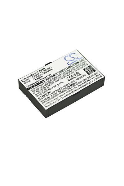 BTC-BLY200MD battery (1800 mAh, Black)