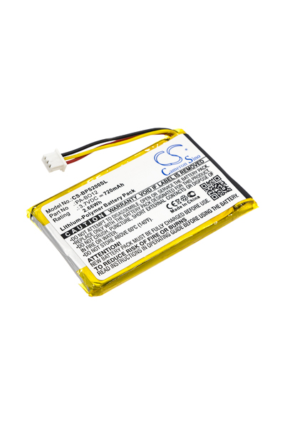 BTC-BPS200SL battery (720 mAh, Black)