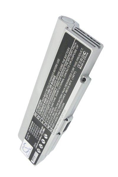 6600 mAh (Silver)