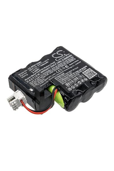 BTC-BRA125MD battery (1500 mAh, Black)