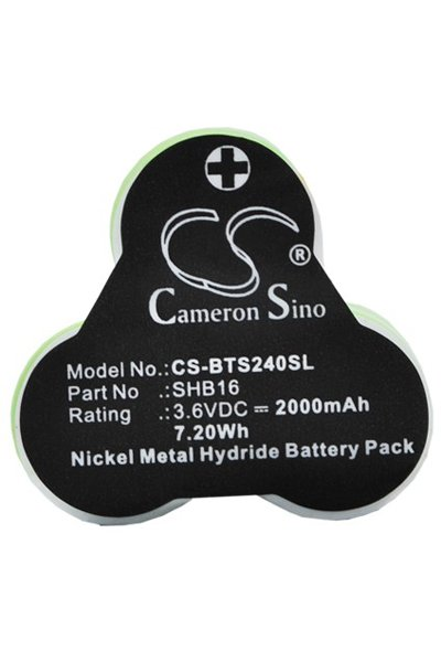 BTC-BTS240SL battery (2000 mAh)