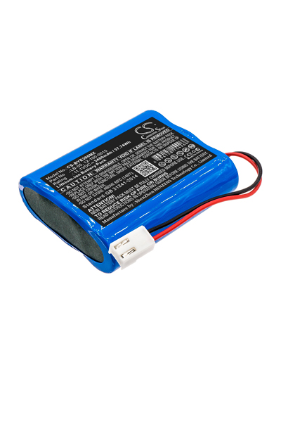 BTC-BYE300MX battery (3400 mAh, Blue)