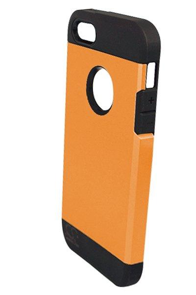 BTC-CFIPH500AMO Hoesje (TPU hard plastic, Zwart)