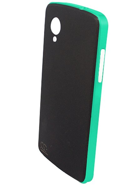 BTC-CFLGD820THJ Hoesje (TPU hard plastic, Zwart)