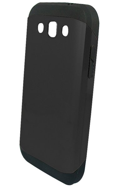 BTC-CFSMI855AMB Funda (TPU de plástico rígido, Negro)
