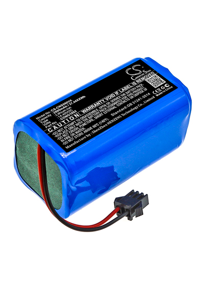 BTC-CNS990VX battery (2600 mAh, Blue)