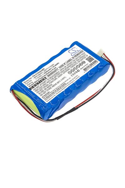 BTC-CTP602MD bateria (2500 mAh, Azul)