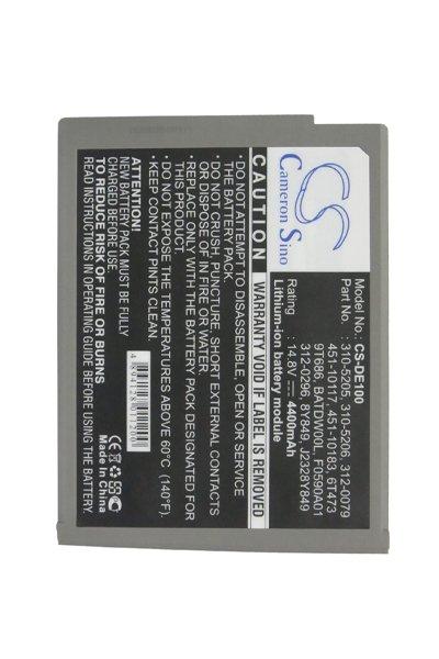 Dell Model PP01 (4400 mAh, Grau)