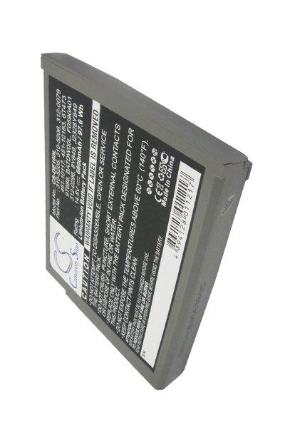 Dell Model PP01 (6600 mAh, Grau)