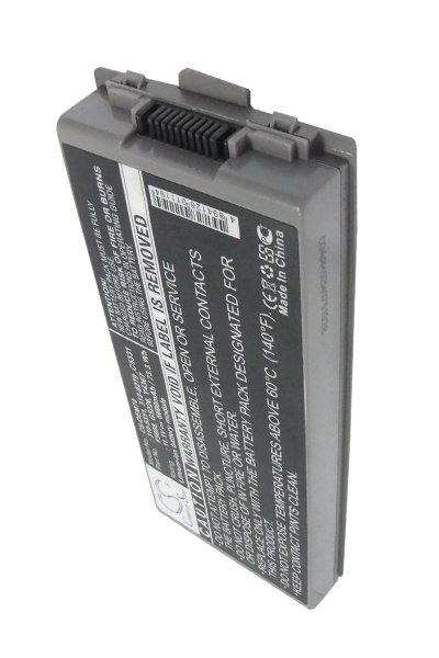 6600 mAh (Cinza metálico)