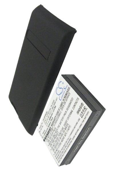 2600 mAh (Noir)