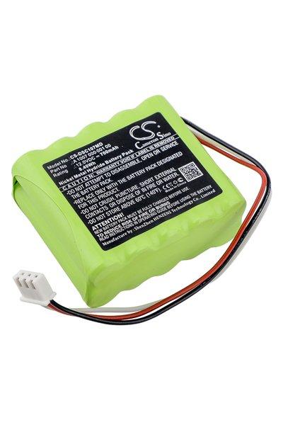 BTC-DSC107MD battery (700 mAh, Green)