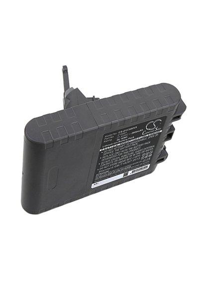 BTC-DYC800VX battery (2600 mAh, Black)