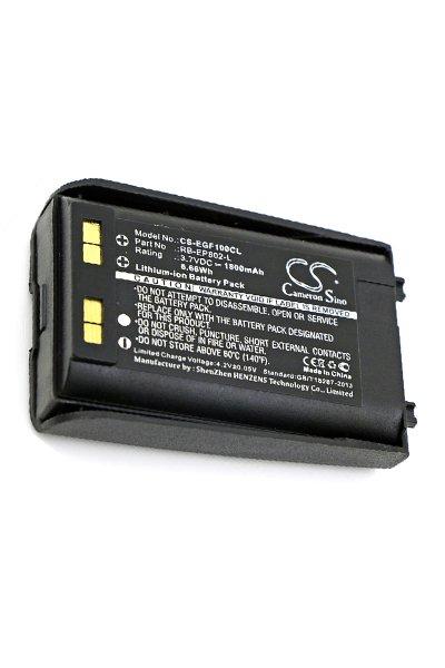 BTC-EGF100CL batterie (1800 mAh, Noir)
