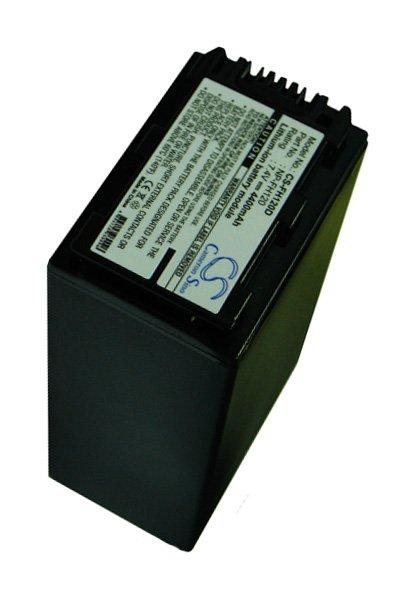 Sony DCR-SR36E (4400 mAh, Grigio Scuro)