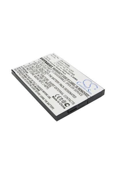 BTC-FT830SL battery (1530 mAh, Black)