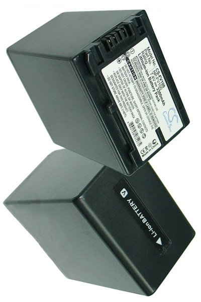 Sony DCR-SR36E (2850 mAh, Nero)