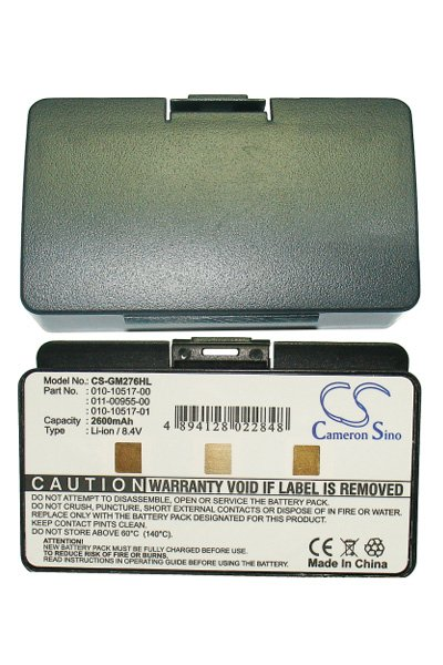 2600 mAh battery (Black)