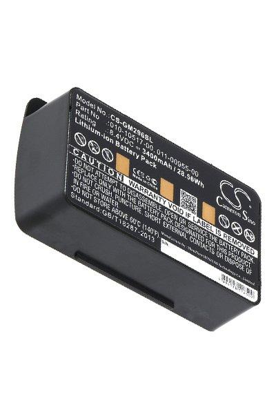 3400 mAh battery