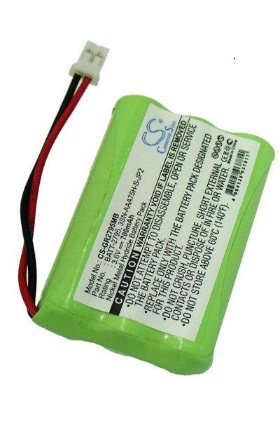 BTC-GR2795MB battery (700 mAh)