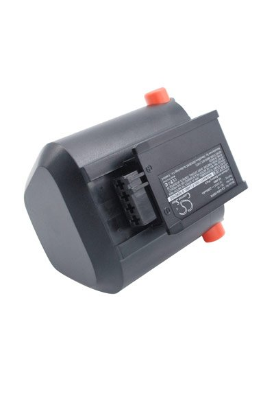 BTC-GRA180PX battery (2500 mAh, Black)